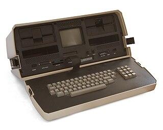 Osborne 1 portable microcomputer