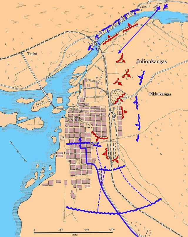 Oulun Valtaus Wikiwand