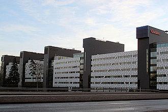 Outotec - Outotec headquarters in Espoo
