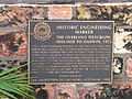 Overland Telegraph Memorial on the ground of the NT Legislative Assembly in Darwin (plaque).jpg