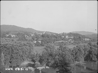 Murphy, North Carolina - Murphy in 1938