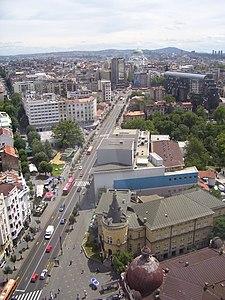 Overview of Belgrade from Beograđanka, Serbia.jpg