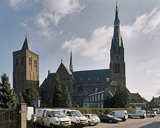 Cuijk - Monumental church in Cuijk
