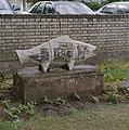 Overzicht gebeeldhouwde vis - Arnhem - 20357725 - RCE.jpg