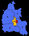 OxfordshireParliamentaryConstituenciesNumbered2005.png