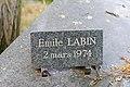 Père-Lachaise - Division 10 - Labin-Chavelson 03.jpg