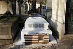 Tomb of Nicolesco