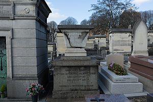 Robert Herbert, 12th Earl of Pembroke - Père-Lachaise Cemetery