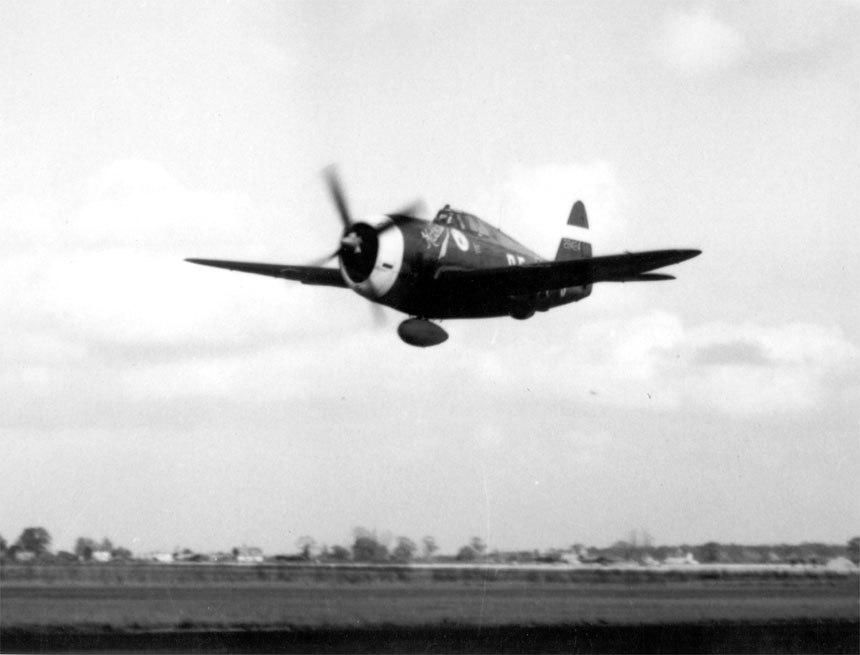 P-47D Thunderbolt 01097628 058 USAF