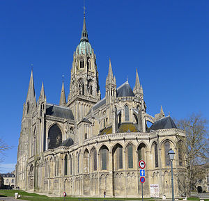 Bayeux Cathedral - Bayeux Cathedral