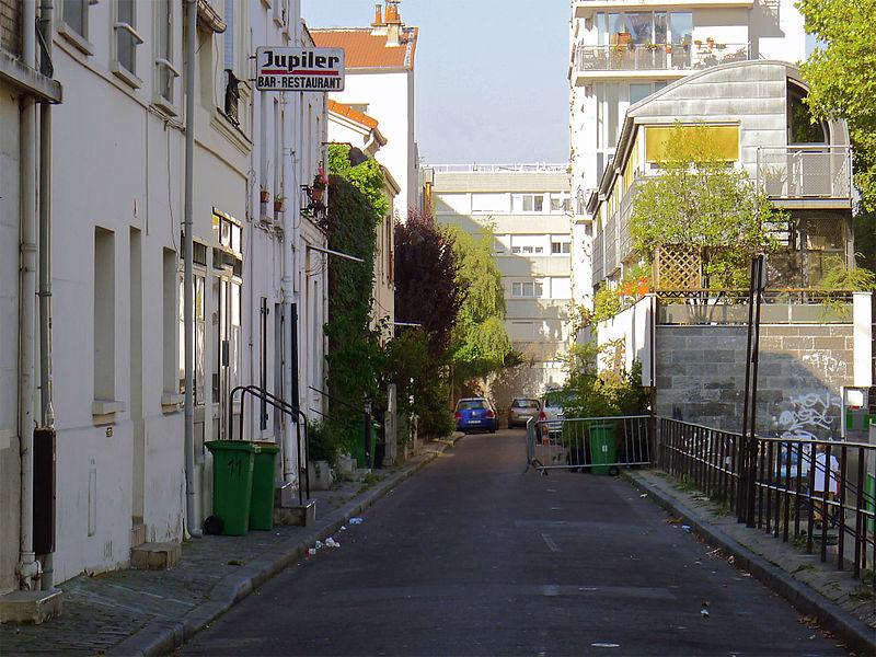 Fichier:P1280060 Paris XVIII impasse A-Lecuyer rwk.jpg