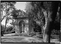 PAVILION - Harold Lloyd Estate, Beverly Hills, Los Angeles County, CA HABS CAL,19-BEVHI,2-20.tif