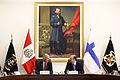 PERU Y FINLANDIA SUSCRIBIERON MEMORANDUM DE ENTENDIMIENTO SOBRE COOPERACIÓN CIENTÍFICA Y TECNOLÓGICA EN DEFENSA (23329269526).jpg