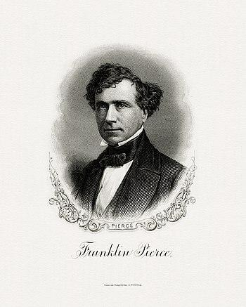 Франклин Пирс