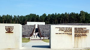 Bełżec extermination camp - Belzec extermination camp memorial