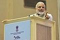 PM Narendra Modi's address at the inauguration of RE-Invest 2015.jpg