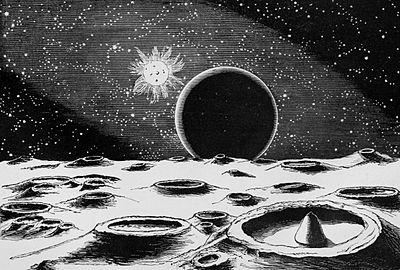 PSM V03 D779 Lunar landscape