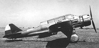 PZL.43 Polish light bomber