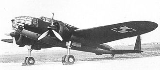 PZL - PZL.37B medium bomber