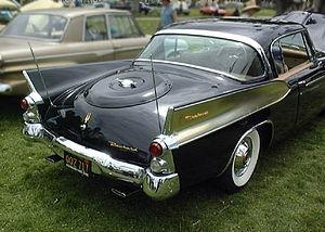 Packard Hawk - Rear view