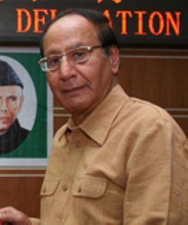 Shujaat Hussain Pakistani businessman