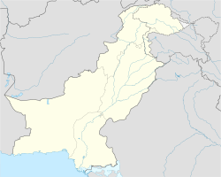 Vehari is located in Pakistan