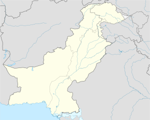 Shah Sadar Din is located in Pakistan