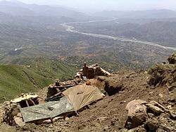 Pakistani military at Baine Baba Ziarat - Flickr - Al Jazeera English