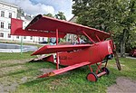 Palace in Jedlinka, Red Baron Jet (2).jpg