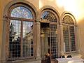 Palazzo di san clemente, int., primo piano, loggetta 00.JPG