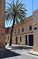 Palmera, plaça del vicari Ferrer de València.JPG