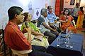 Panel Discussion - Pathaker Jannye Likhi Na Moner Tagide Likhi - Apeejay Bangla Sahitya Utsav - Kolkata 2015-10-10 5223.JPG