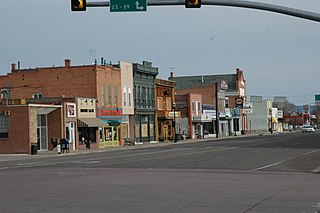 Panguitch Historic District