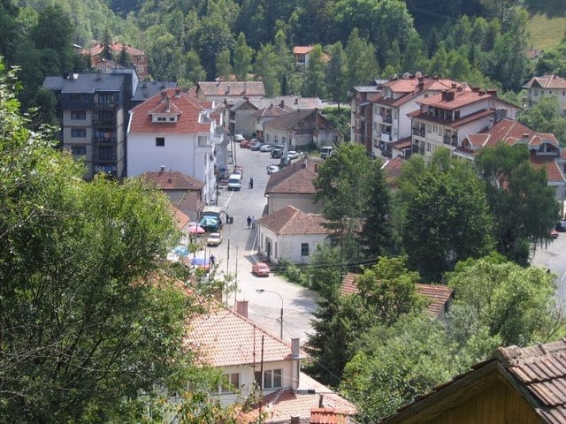 Panorama Crne Trave