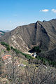 Panorama alta valle e crinale appennino 6.JPG