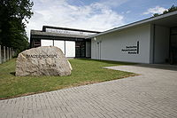 Panzermuseum Munster Entrance.jpg
