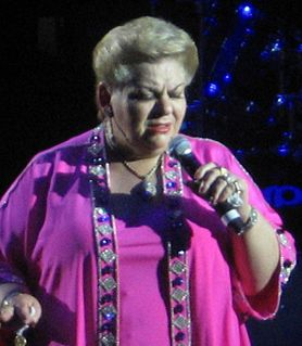 Paquita la del Barrio Mexican singer of rancheras and other Mexican styles