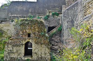 Virgil's tomb - Virgil's tomb.