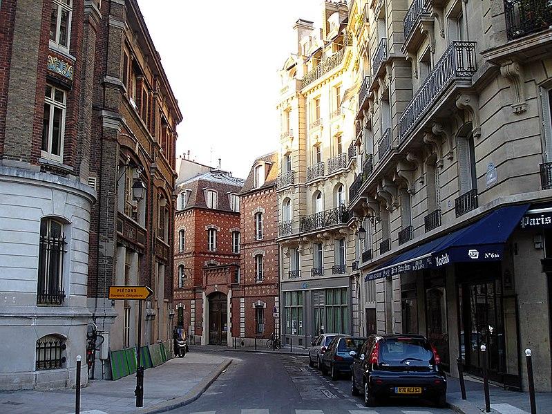 Hotel Proche Tour Montparnabe