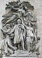 Paris ArcDeTriomphe right bas-relief.JPG