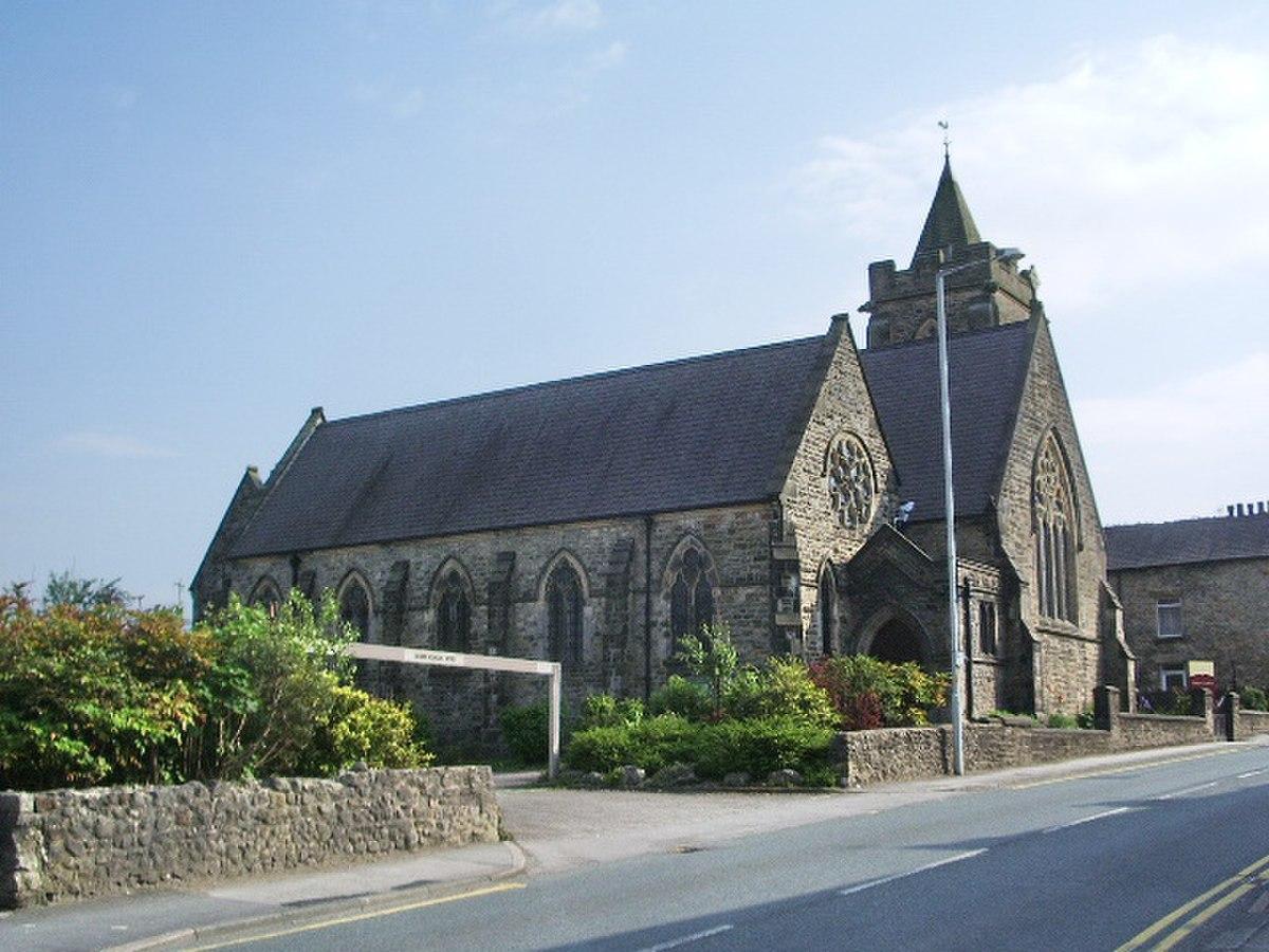 Parish of Carnforth, Christ Church - geograph.org.uk - 846273.jpg