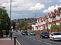 Park Lane Wembley, Barn Hill behind - geograph.org.uk - 32020.jpg