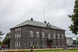 Alþingishúsið - Alþingishúsið in Reykjavík