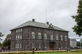 University of Iceland - Alþingishúsið in Reykjavík