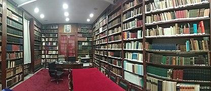 Parnassos literary society library.jpg