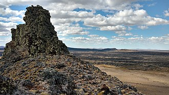Pali-Aike volcanic field - Pali-Aike