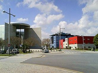 Andalusia Technology Park - Image: Parque Tecnológico de Andalucía
