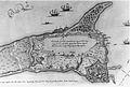 Part of the San Juan Bay (Plan of San Juan Luis Venegas Osorio, 1678).jpg