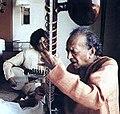 Partho Sarothy with Ravi Shankar.jpg