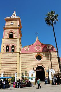 Mizque Place in Cochabamba Department, Bolivia